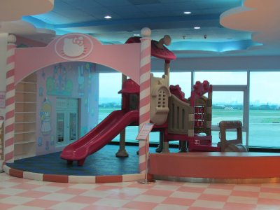 Hello Kitty playground