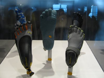 Foot glove