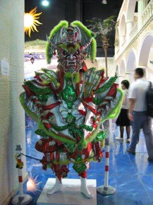 Latin costume