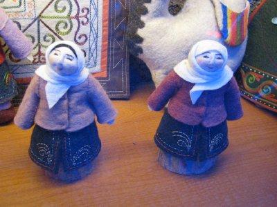 Cultural dolls
