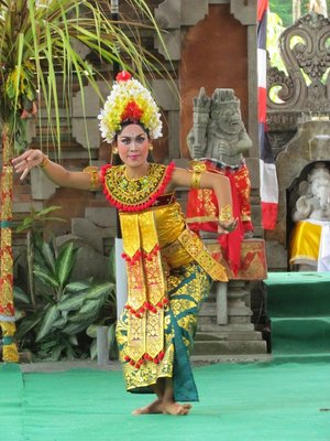 Rangda's attendant