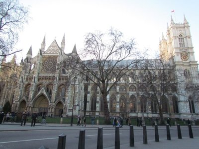 Westminister's abbey