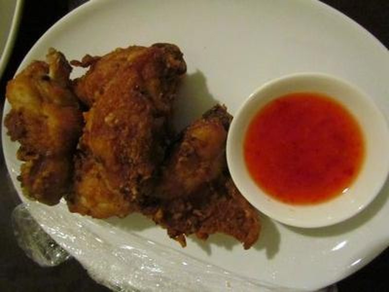 Bayuwangi fried chicken