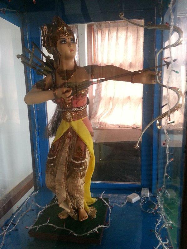 Javanese doll