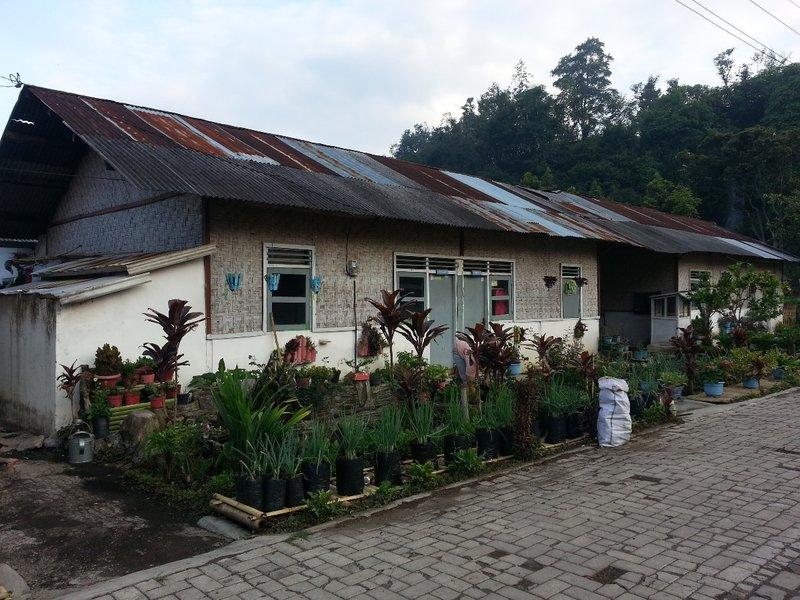 House in Kalisat village