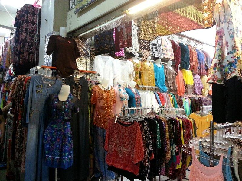 Batik clothes