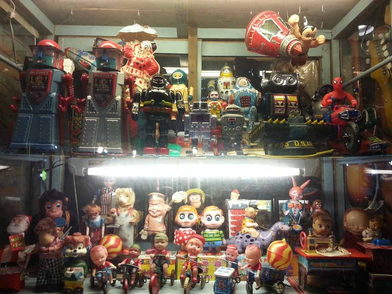 Toys of the past