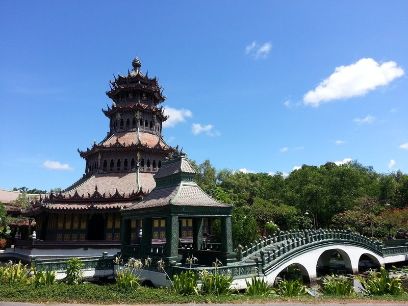 Phra Kaew Pavilion