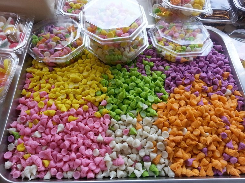 Traditional Thai sweets