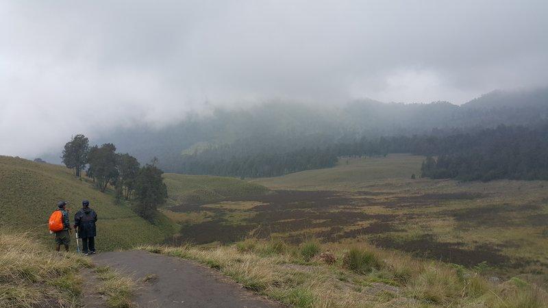 View of oro-oro ombo