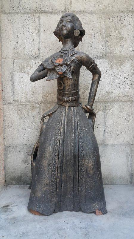 Javanese lady