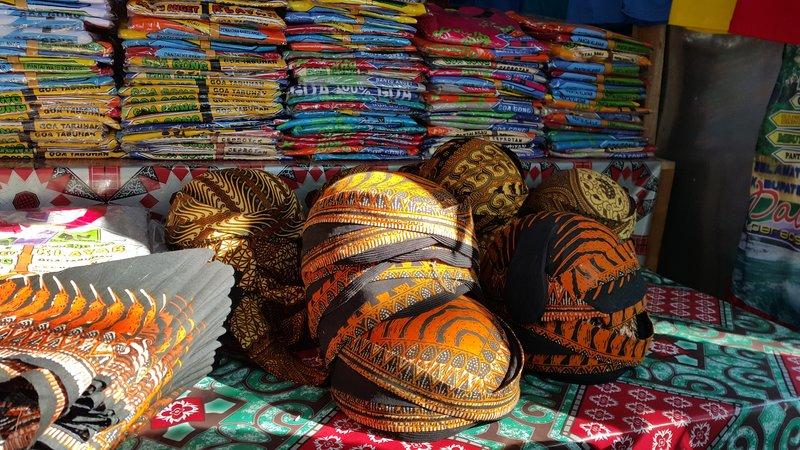 Javanese hat