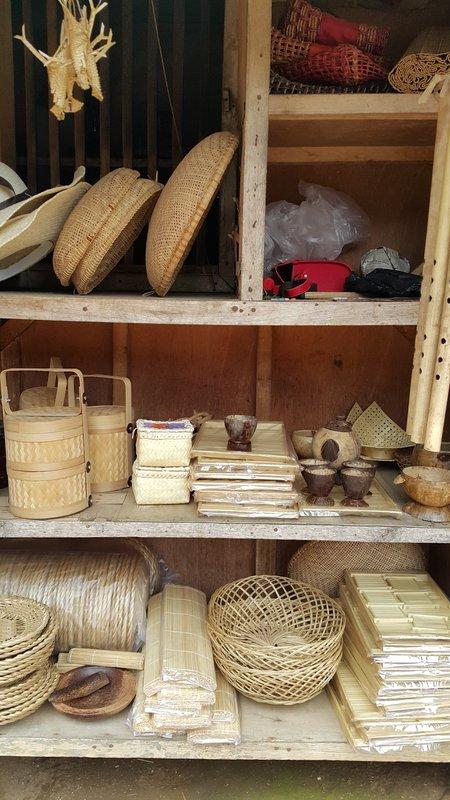 Handicraft souvenir