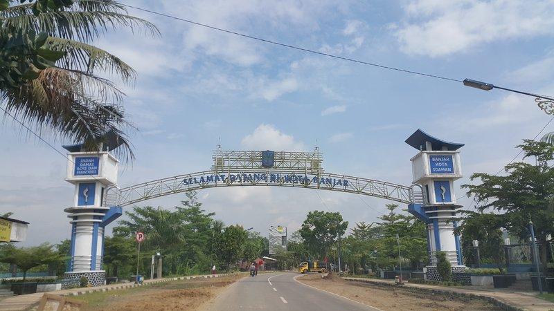 Banjar gateway