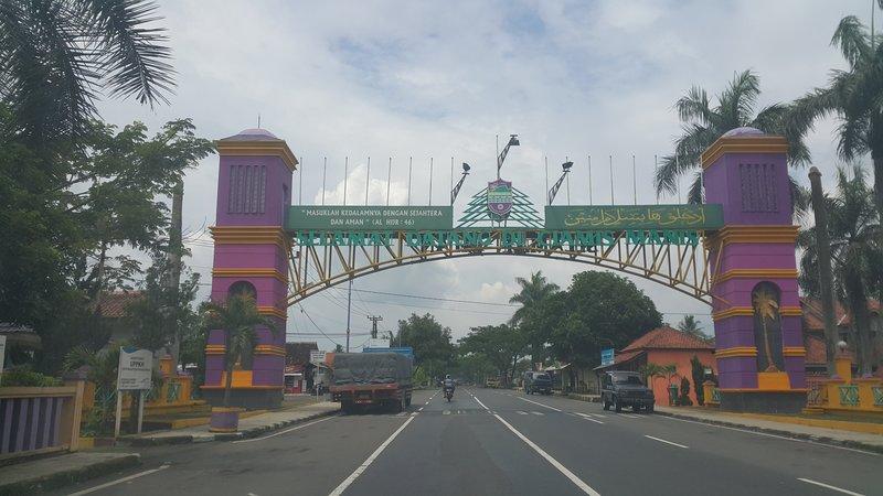 Ciamis Manis gateway