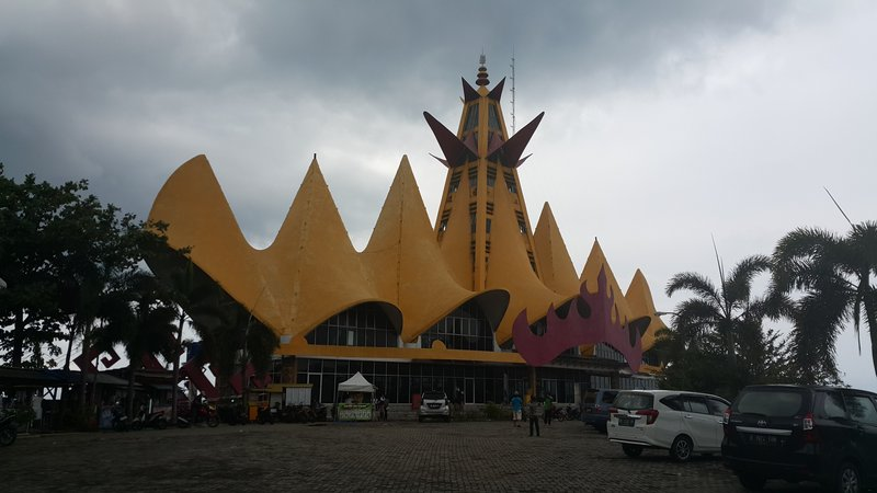 Siger tower