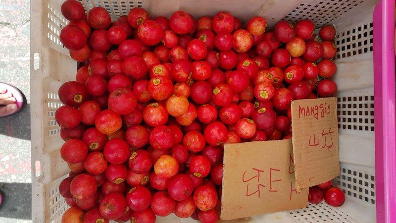 Asam fruits