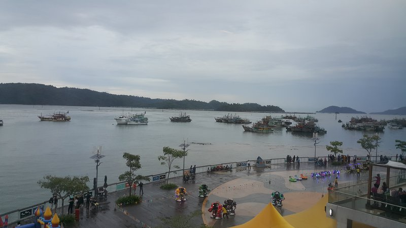 View of waterfront