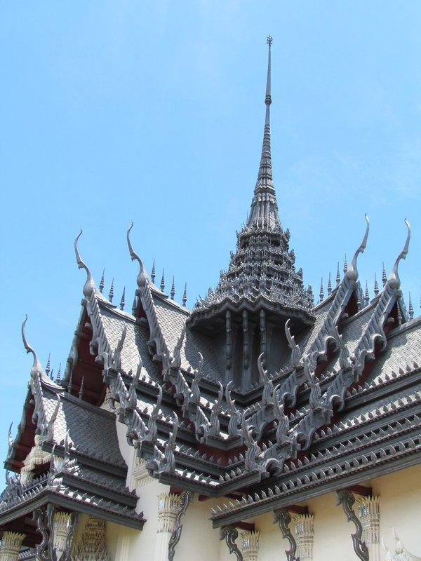 Sanphet Prasat Palace roofs