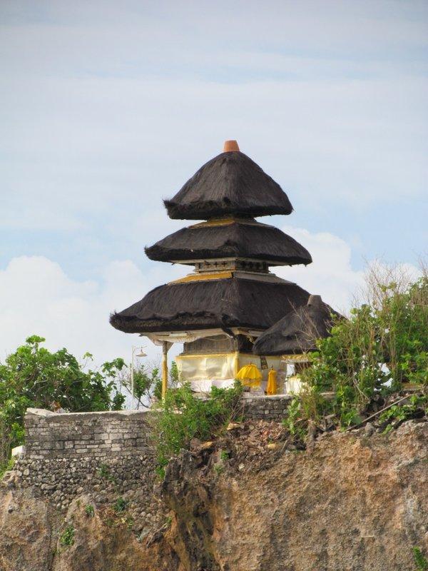 Uluwatu temple