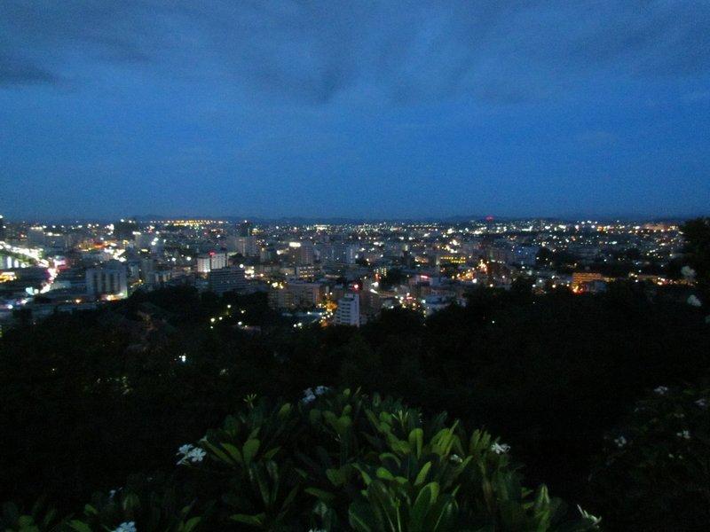 View of Pattaya from Pratumnak Hill