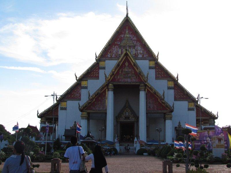 Wiharn Phra Mongkhon Bophit