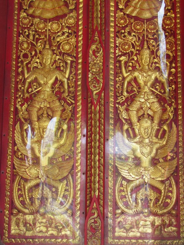 Door carvings