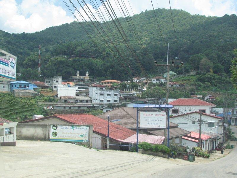 Santikhiri town