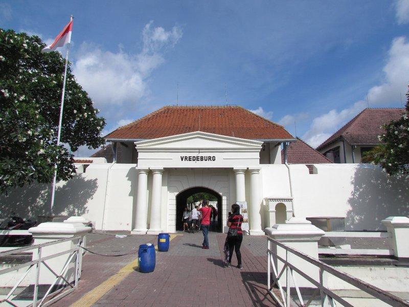 Fort Vredeburg