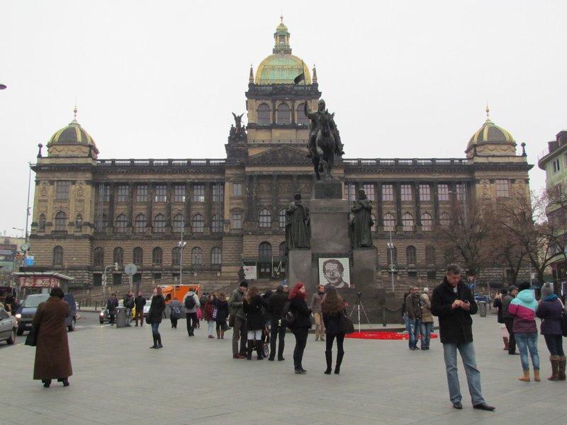Grand national museum