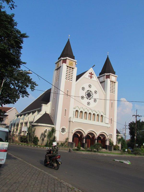 Ijen church