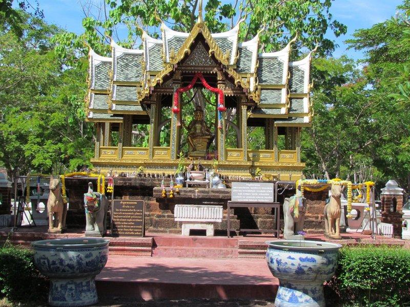 Muang Boran shrine