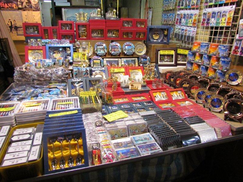 Hong Kong souvenirs
