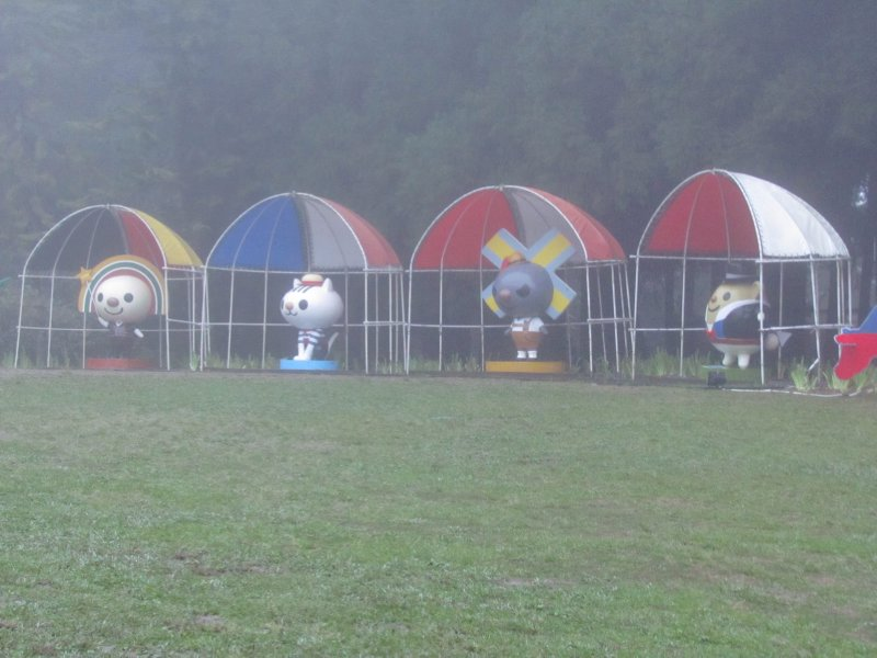 Taiwan's mascots