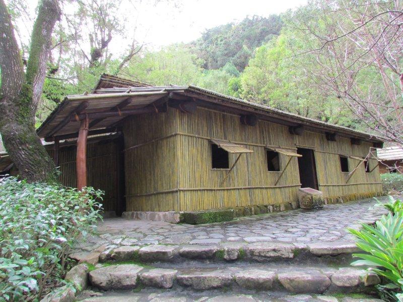 Saisiat house