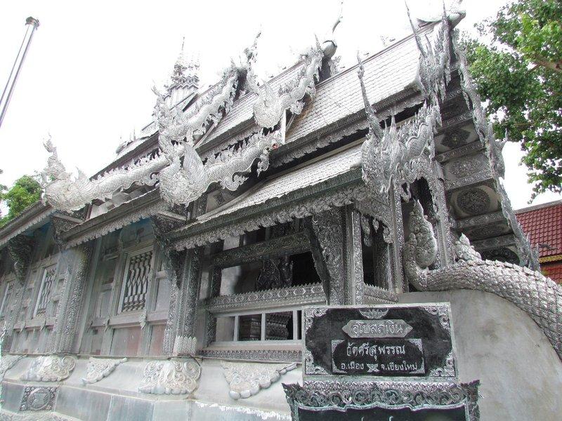 Ubosot of Wat Srisuphan