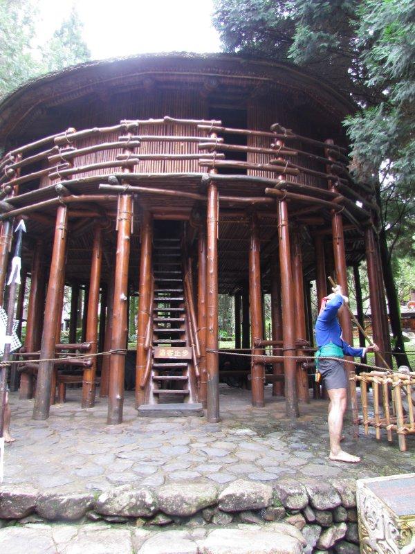 Puyuma's men's house