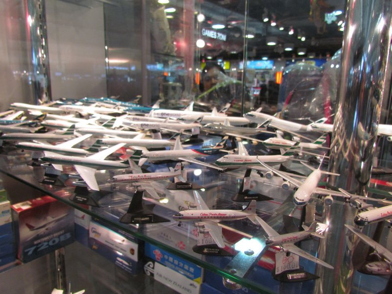 Aeroplane models