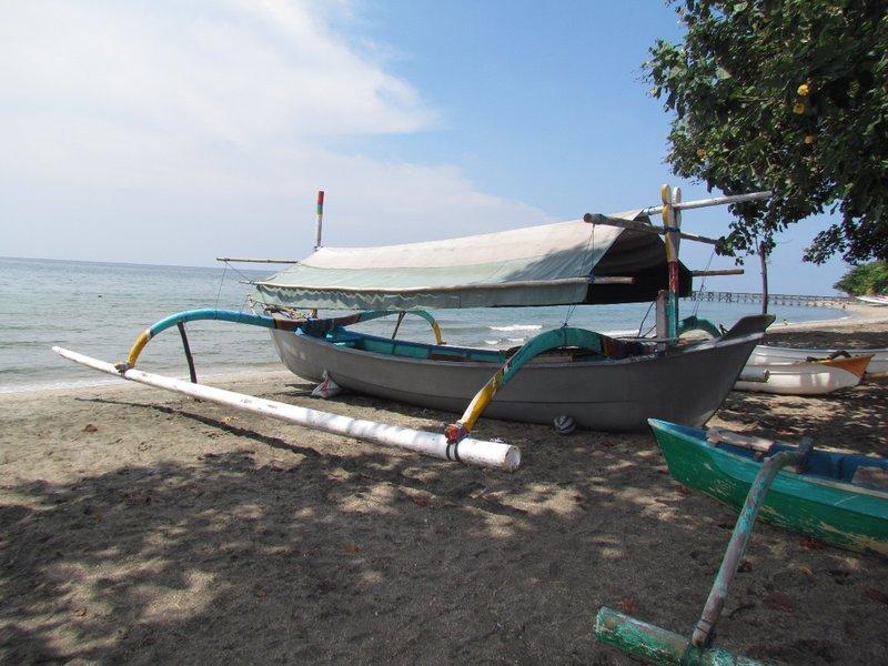 Javanese boat