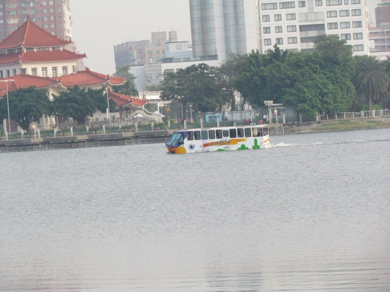 Bus on water?