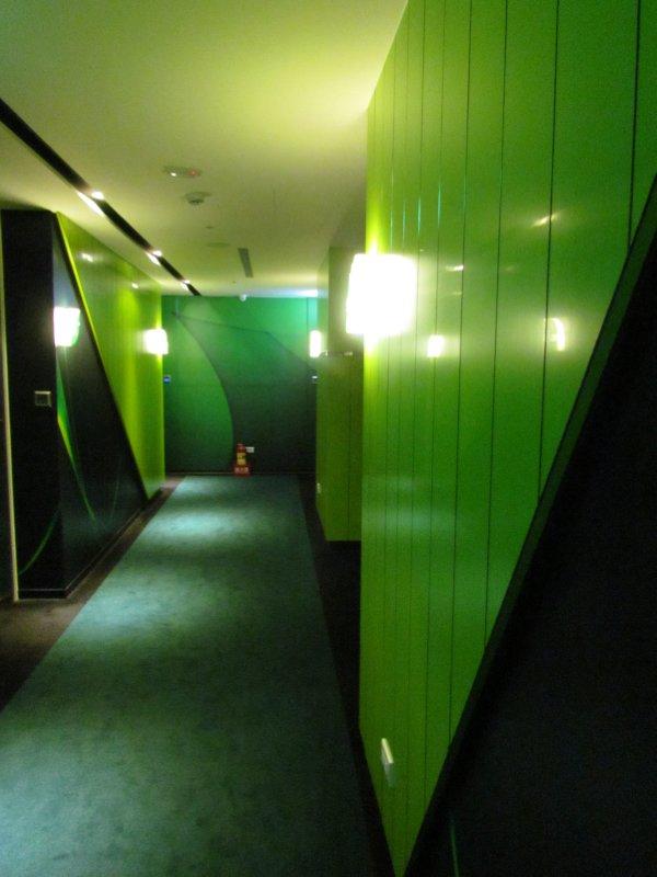 Go Green level