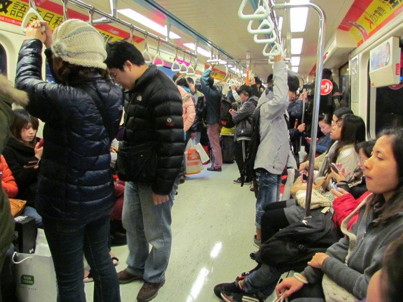 Taipei's MRT