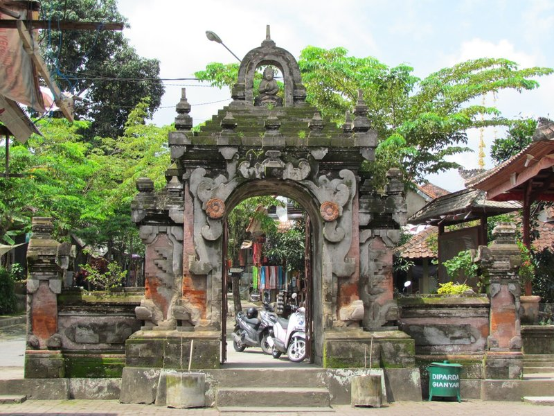 Gate of Gunung Kawi