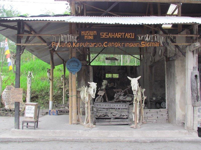 Mini private museum
