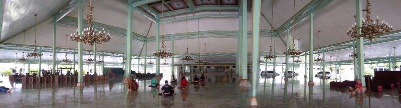 Pendopo pavilion