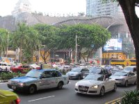 Busy Singapore