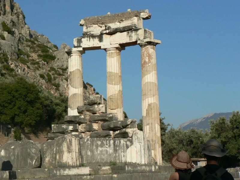 Tholos - Delphi