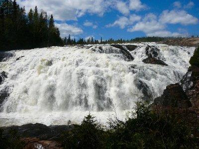 Magpie River Falls