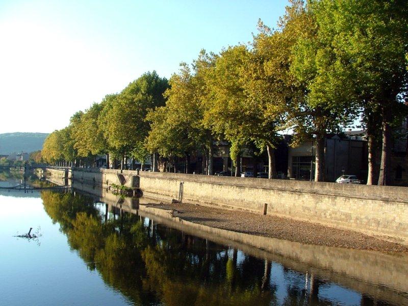 River Cele, Figeac
