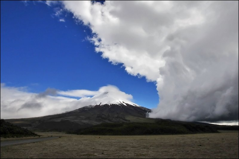 Cotopaxi Volcanoe